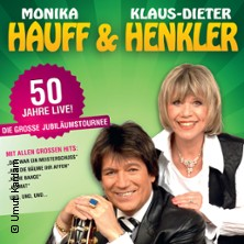Monika Hauff & Klaus Dieter Henkler in STRAUSBERG * Volkshaus Strausberg Nord,