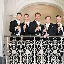 Adventskonzert der Berlin Comedian Harmonists - Dieses Jahr gibt's nur ein Lied