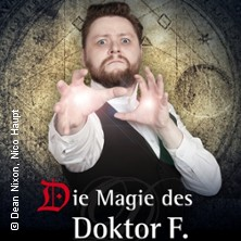 Die Magie des Doktor F. - mit Mentalist & Magier Nico Haupt