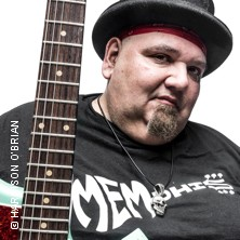 Popa Chubby in WUPPERTAL * Live Club Barmen,