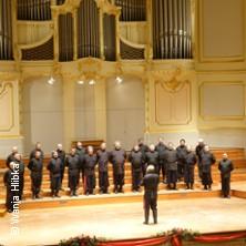 Don Kosaken Chor Serge Jaroff - Leitung: Wanja Hlibka in POTSDAM * St. Nikolaikirche Potsdam,