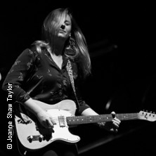 Joanne Shaw Taylor - The Reckless Heart Tour 2019 in DORTMUND * Musiktheater Piano,