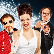 Silvester-Dinnershow mit Katrin Troendle