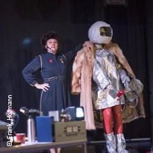 Kosmonautin Walentina - Volkstheater Rostock in ROSTOCK * GROSSES HAUS - ATELIERTHEATER,