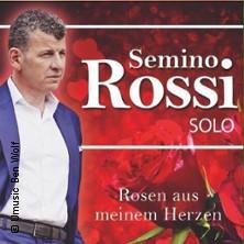 Semino Rossi: live open air  - solo erleben