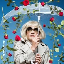 Irmgard Knef: Ein Lied kann eine Krücke sein in MAGDEBURG * Theater Grüne Zitadelle,