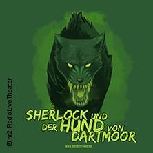 Sherlock und der Hund von Dartmoor /hr2 - RadioLiveTheater in OFFENBACH AM MAIN * Alte Schlosserei auf dem EVO-Gelände,