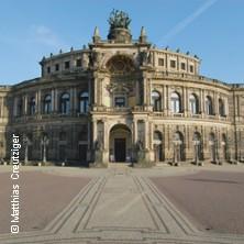 Führung durch die Semperoper Dresden in DRESDEN * Semperoper Dresden,