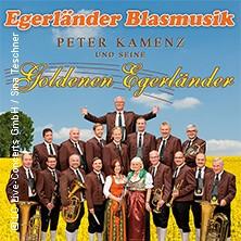 Peter Kamenz & seine Goldenen Egerländer in HALBERSTADT * Großes Haus Halberstadt,