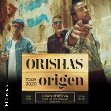 Orishas - Origen Tour 2020