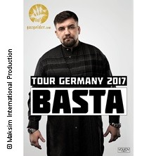 Basta - Russischer Rapper - Tickets