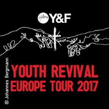 Hillsong Young & Free: Youth Revival Europe Tour Tickets