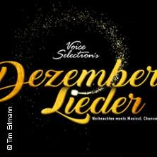 Karten für Voice Selection's Dezember Lieder in Dortmund