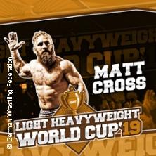 German Wrestling Federation: GWF Light Heavyweight World Cup '19 in BERLIN * Festsaal Kreuzberg,