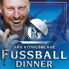 Das Königsblaue Fussballdinner