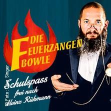 Karten für Dinnershow: Die Feuerzangenbowle - Central Kabarett Leipzig in Leipzig