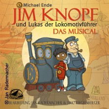 Jim Knopf & Lukas der Lokomotivführer - Das Musical | Theater Lichtermeer in ECKERNFÖRDE * Stadthalle Eckernförde,