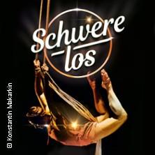 Krystallpalast Varieté Leipzig: Schwerelos - Luftiges Varieté Tickets