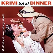 Krimi total Dinner - Jungfernflug zum Mord