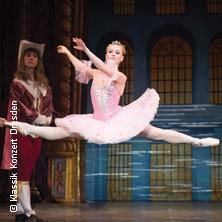Dornröschen - Russisches Ballettfestival Moskau in POTSDAM * Nikolaisaal Potsdam