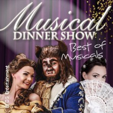 Musical Dinner Show : mit allen Sinnen