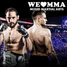 We Love MMA - Mixed Martial Arts in DRESDEN * MESSE DRESDEN, HALLE 1,