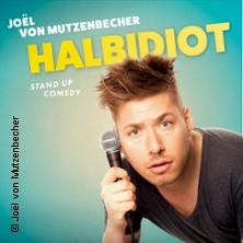 Joël von Mutzenbecher: Halbidiot