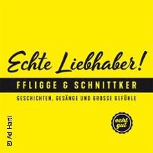 Echte Liebhaber - Frank Fligge & Gregor Schnittker in DORTMUND * literaturhaus.dortmund,