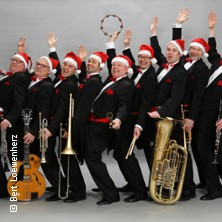 Brass Band Berlin - Swinging Christmas in Concert in DÜSSELDORF * Tonhalle Düsseldorf,