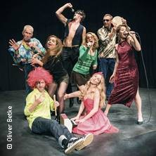 Theatersport Berlin - Die Stimme in Berlin, 24.09.2017 - Tickets -