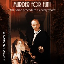 Murder Mystery Dinner: Murder For Fun - Interaktives Krimidinner