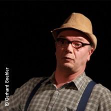 Tommy Nube in AUGSBURG * Kulturhaus Kresslesmühle,
