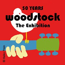 50 Years Woodstock - The Exhibition in Nürnberg in NÜRNBERG * Egidienkirche,