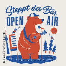 Steppt der Bär Open Air - Das neue Open Air für Kindermusik in Berlin