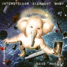 Dave Mackey - Interstellar Elephant Baby Tour 2019