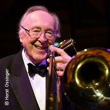 The Big Chris Barber Band in PADERBORN * Bürgerhaus Elsen,