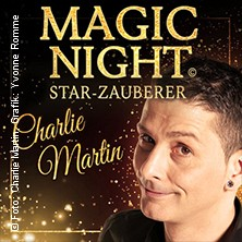 Magic Night präsentiert von WORLD of DINNER in BERLIN-KÖPENICK * Dämeritz Seehotel,