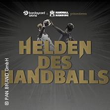 Helden des Handballs THW Kiel vs. FC Barcelona in HAMBURG * Barclaycard Arena,