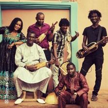 Bassekou Kouyaté & Ngoni Ba @ 11. Klangfarben Festival 2018 in REGENSBURG * Thon Dittmer Palais Arkadenhof,