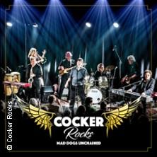 Karten für Cocker Rocks: Mad Dogs Unchained - Tour 2018 in Worpswede