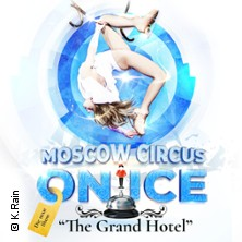 Moscow Circus on Ice: The Grand Hotel - Aufführung auf Kunststoff-Eis