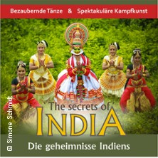 The Secrets of India in KARLSRUHE * Konzerthaus Karlsruhe,