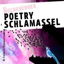 Poetry Schlamassel