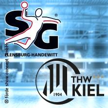 SG Flensburg-Handewitt vs. THW Kiel