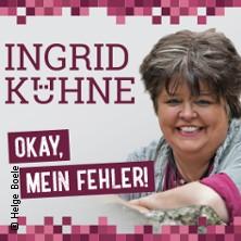 Ingrid Kühne - Okay, mein Fehler!