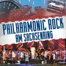 Philharmonic Rock am Sachsenring mit der Vogtland Philharmonie in OBERLUNGWITZ * besico Tribüne,