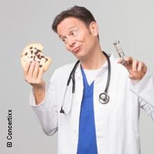 Dr. Carsten Lekutat: Geschichten aus der Hausarztpraxis, oder: wie Kekse Ihr Leben retten können! in OSCHATZ * Thomas-Müntzer-Haus,