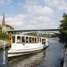 Karten für Historische Alsterrundfahrt - Dampfschiff ''St. Georg'' in Hamburg