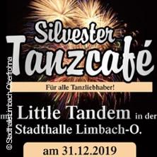 Silvester Tanzcafé mit Little Tandem