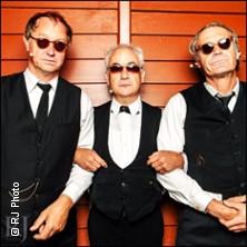 Zwinger-Trio: Komikerparade in GLAUCHAU * Sachsenlandhalle Glauchau,